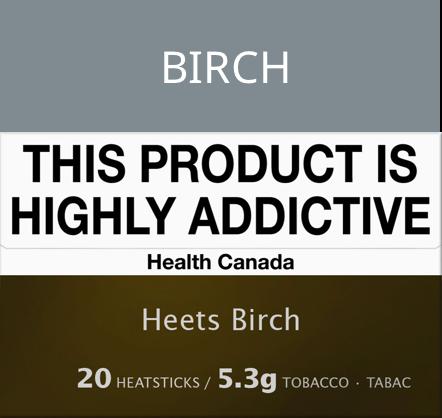Birch pack