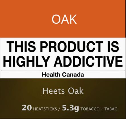 Oak pack