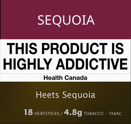 Sequoia pack