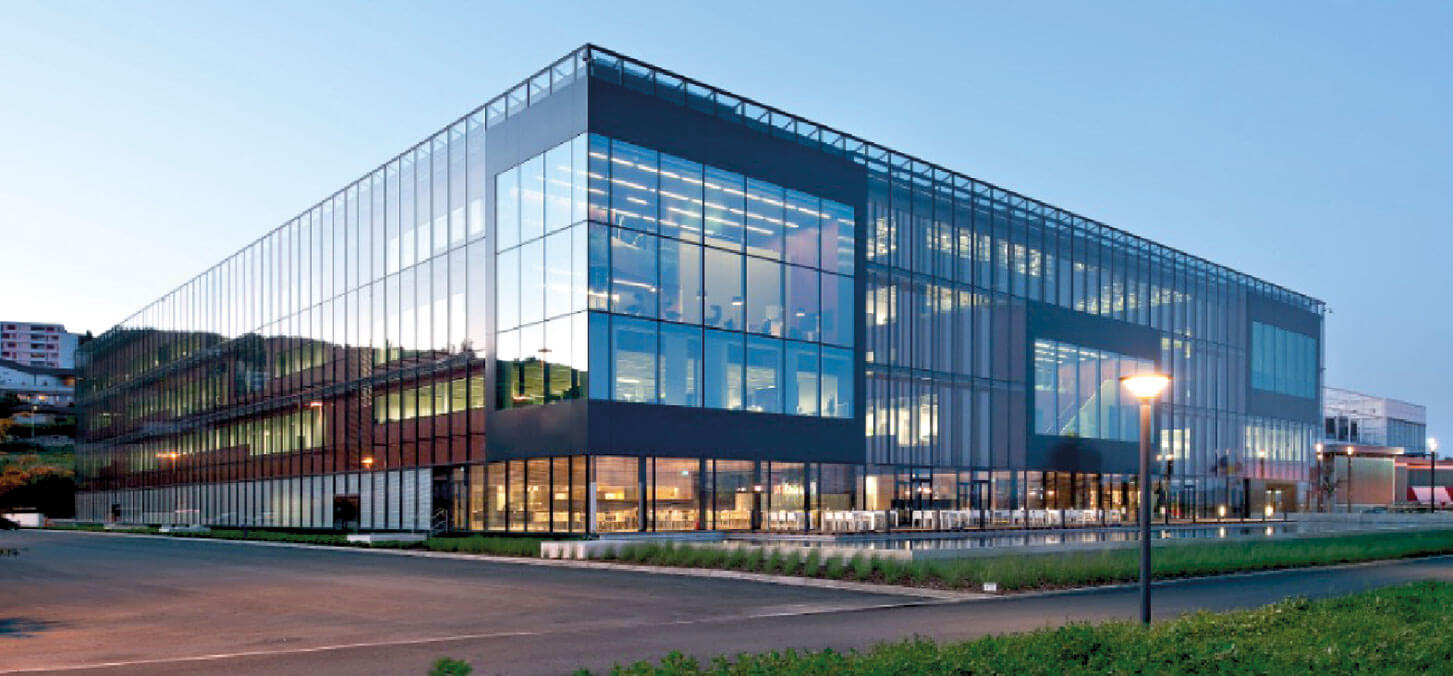 Image of PMI building