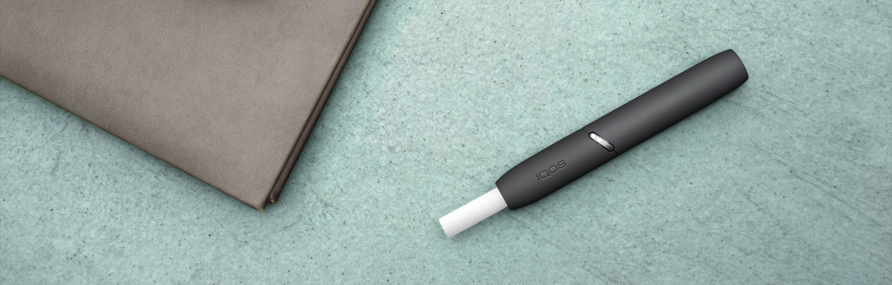 IQOS 3 Duo in Velvet Grey