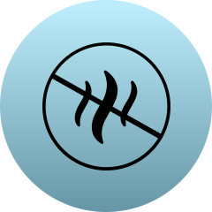 Icon for second hand smoke