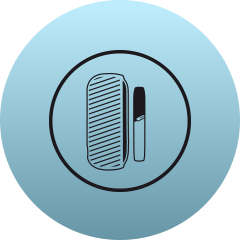 Icon for stylish product