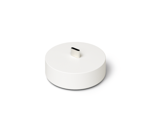 A charging dock for VEEV