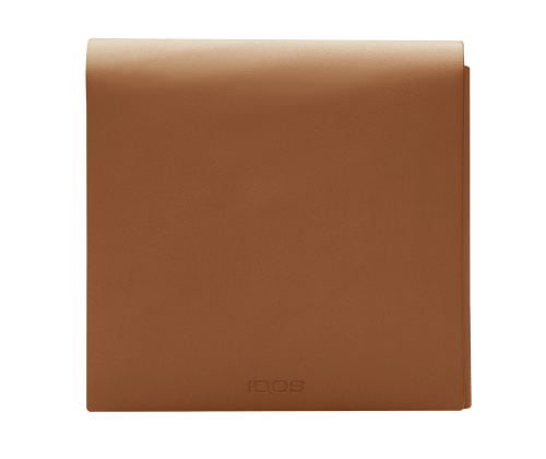 Leather Folio (Small) - Brown